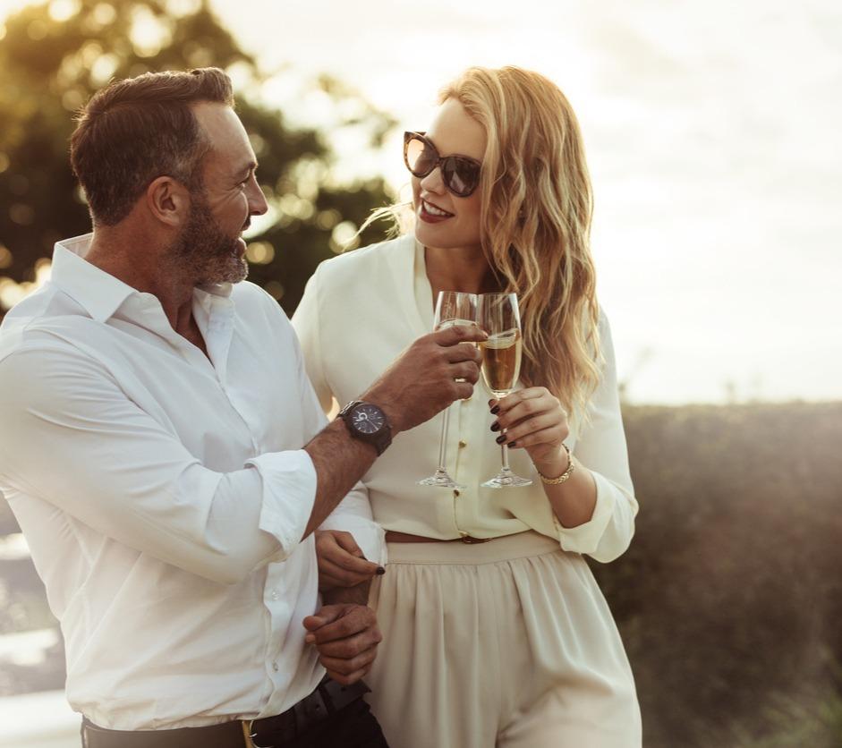 Successful Couple-1